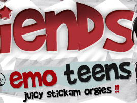 Emo Teens: Juicy Stickam Orgies!